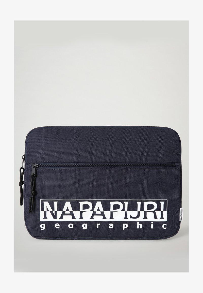 Napapijri - Laptop bag - blu marine