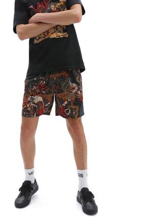 MN OFF THE WALL GALLERY DWIKY KA SHORT - Shorts - dwiky ka/blk