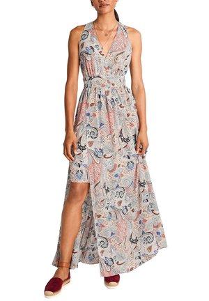 MIT ALLOVERMUSTER - Maxi dress - make up paisley