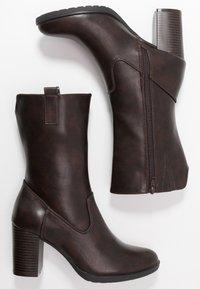 Anna Field - Boots - cognac - 3