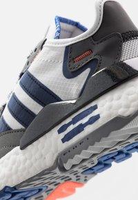 adidas Originals - NITE JOGGER - STAR WARS - Trainers - footwear white/core black - 5