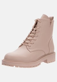 Betsy - Lace-up ankle boots - pink - 5