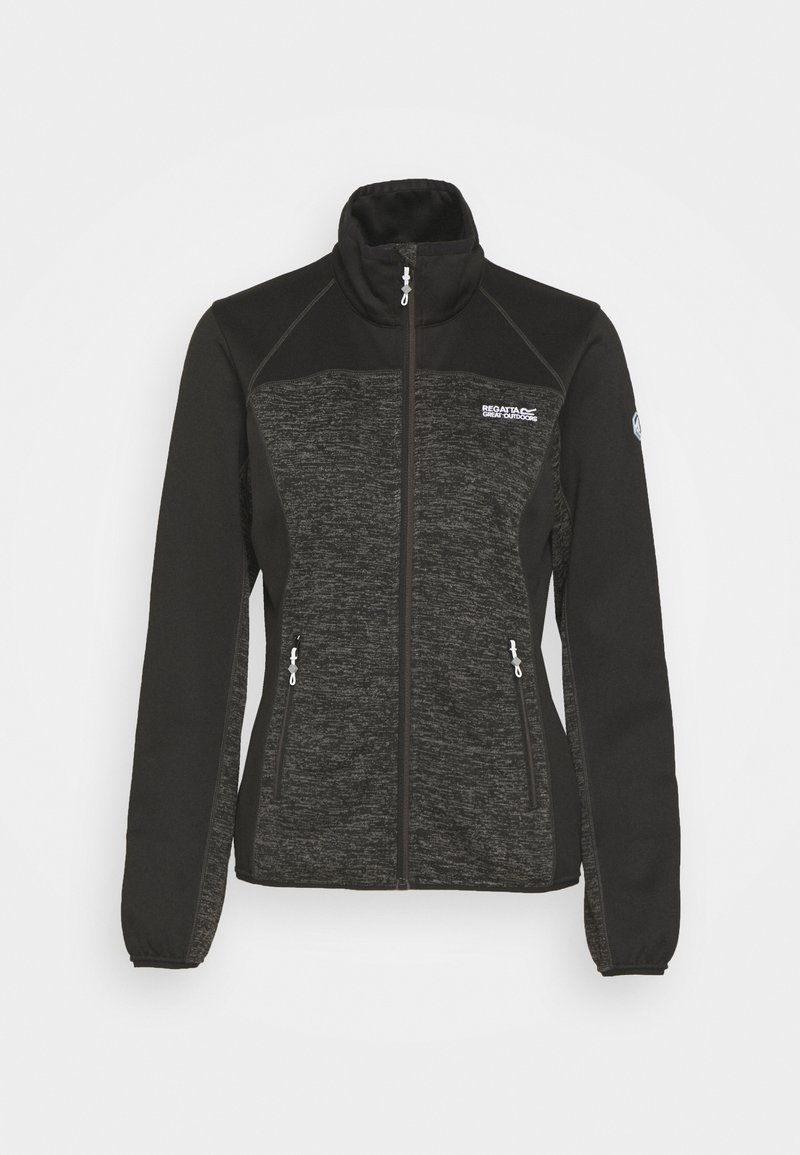 Regatta - LINDALLA II - Fleece jacket - black
