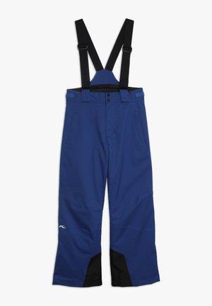 BOYS VECTOR PANTS - Snow pants - southern blue