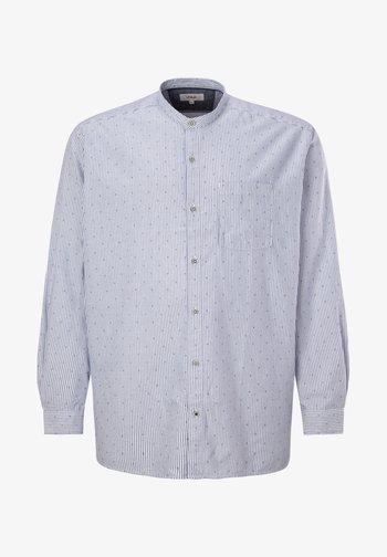 Shirt - white stripes