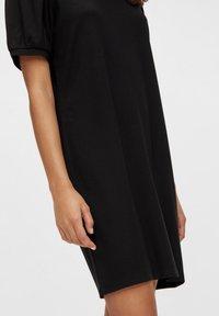 Object - OBJJAMIE DRESS - Korte jurk - black - 4