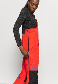 The North Face - TEAM KIT  - Schneehose - flare/tnf black - 3