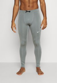 Nike Performance - Tights - smoke grey/reflective silver - 3