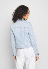 Noisy May - NMDEBRA JACKET - Denim jacket - light blue denim - 2