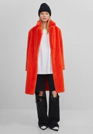 Winter coat - orange