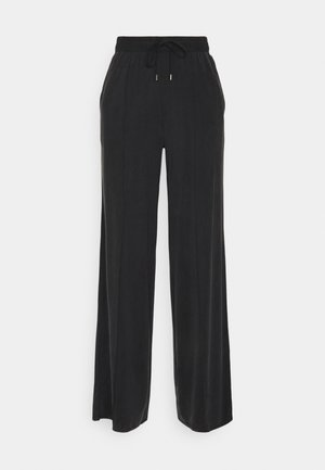 ELPIDIA - Trousers - black