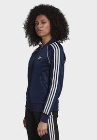 adidas Originals - PRIMEBLUE SST TRACK TOP - Training jacket - blue - 2