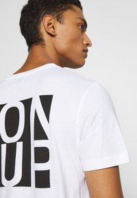 Dondup - T-shirt print - white - 3