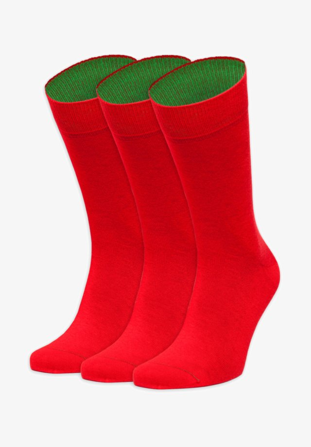 PAMPLONA - Socks - rot