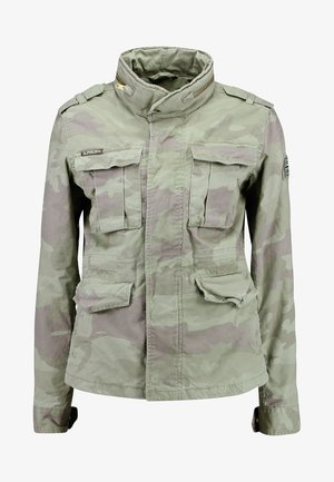 DELTA SOFT CAMO ROOKIE - Summer jacket - khaki