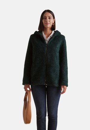 Fleece jacket - verde