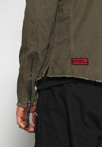 Be Edgy - GINO - Denim jacket - khaki - 5