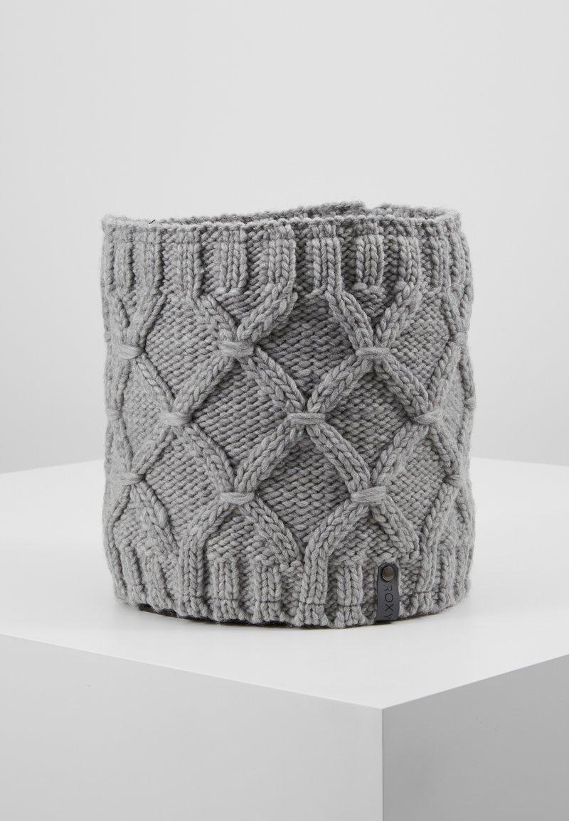 Roxy - COLLAR - Kruhová šála - heather grey