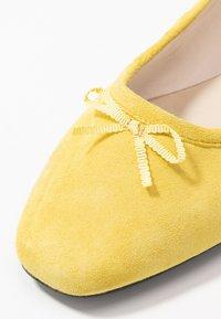 Vagabond - MADDIE - Ballerinaskor - citrus - 2