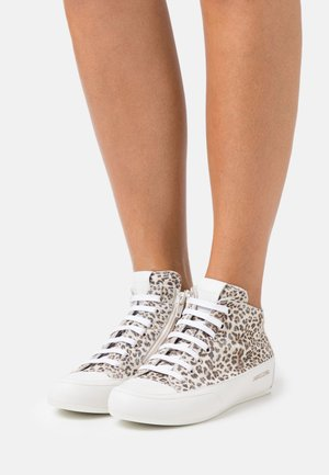 MID - High-top trainers - natur/bianco
