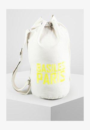 LE BALUCHON BASILES - Sac de sport - natural raw/yellow