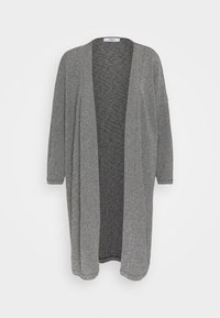 ONLY - ONLDIANA LONG CARDIGAN  - Cardigan - grey - 4