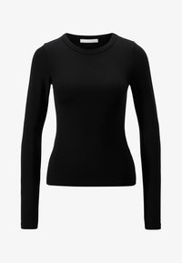 BOSS - Long sleeved top - black - 3