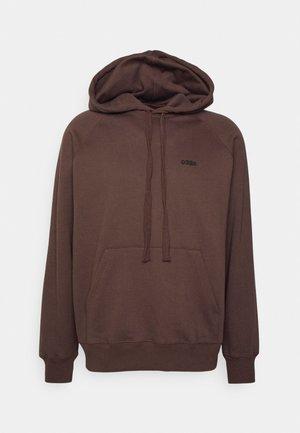 HOODIE UNISEX - Sweater - brown