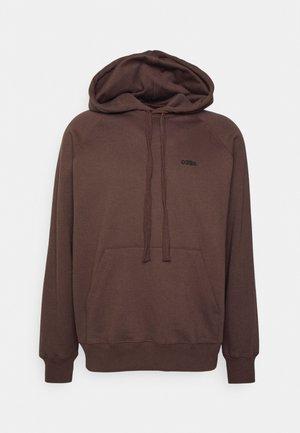 HOODIE UNISEX - Sweatshirt - brown