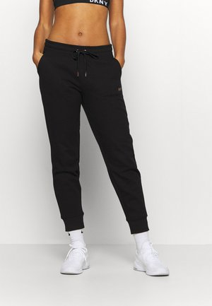 LOGO JOGGER - Pantalon de survêtement - black