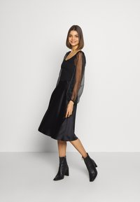 Lace & Beads - SOPHIE SKIRT - A-line skirt - black - 1