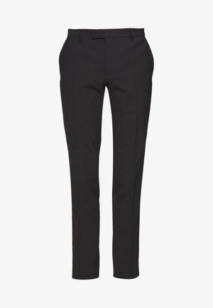 BLAYR - Oblekové kalhoty - black