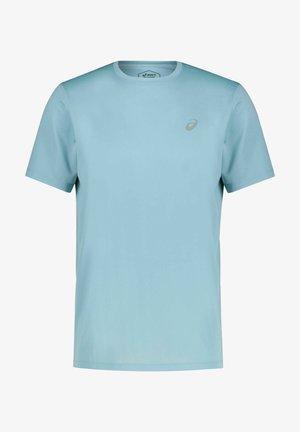 Camiseta de deporte - blau grau