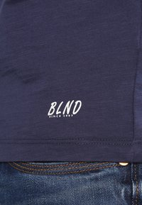 Blend - Long sleeved top - navy - 4