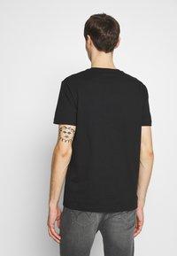 Diesel - JAKE - T-shirt con stampa - black - 2