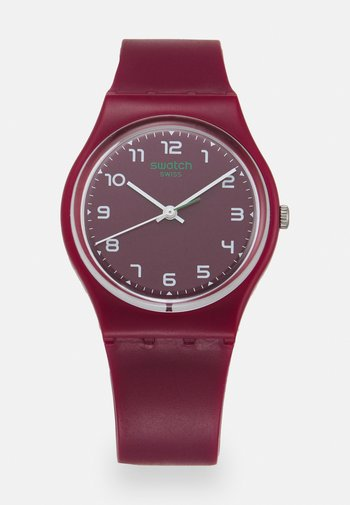 WAKIT - Watch - burgundy
