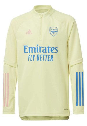ARSENAL TRAINING TOP - Club wear - yellow