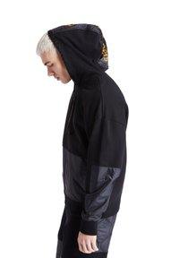 Timberland - EARTHKEEPERS+ HOODIE - Zip-up hoodie - black - 5