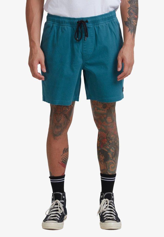 Pantalon de survêtement - peacock blue