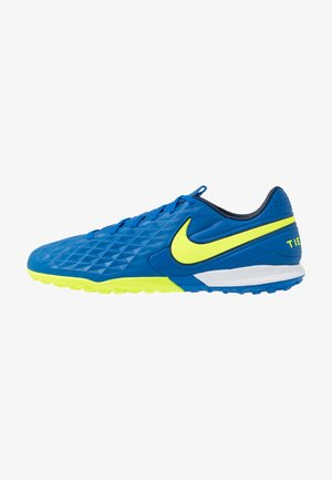TIEMPO LEGEND 8 PRO TF - Astro turf trainers - soar/volt/midnight navy