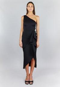 True Violet - Cocktail dress / Party dress - black - 0