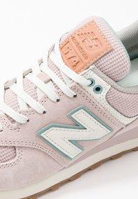 New Balance - WL574 - Zapatillas - pink - 2