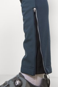 Vaude - WOMENS WINTRY PANTS IV - Outdoorbroeken - steelblue