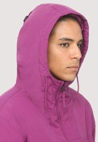 Napapijri - RAINFOREST - Winter coat - purple - 3
