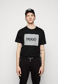 HUGO - UNISEX - Casquette - black - 1