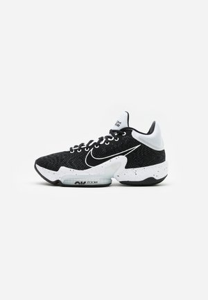 ZOOM RIZE 2 TB - Basketball shoes - black/white/wolf grey