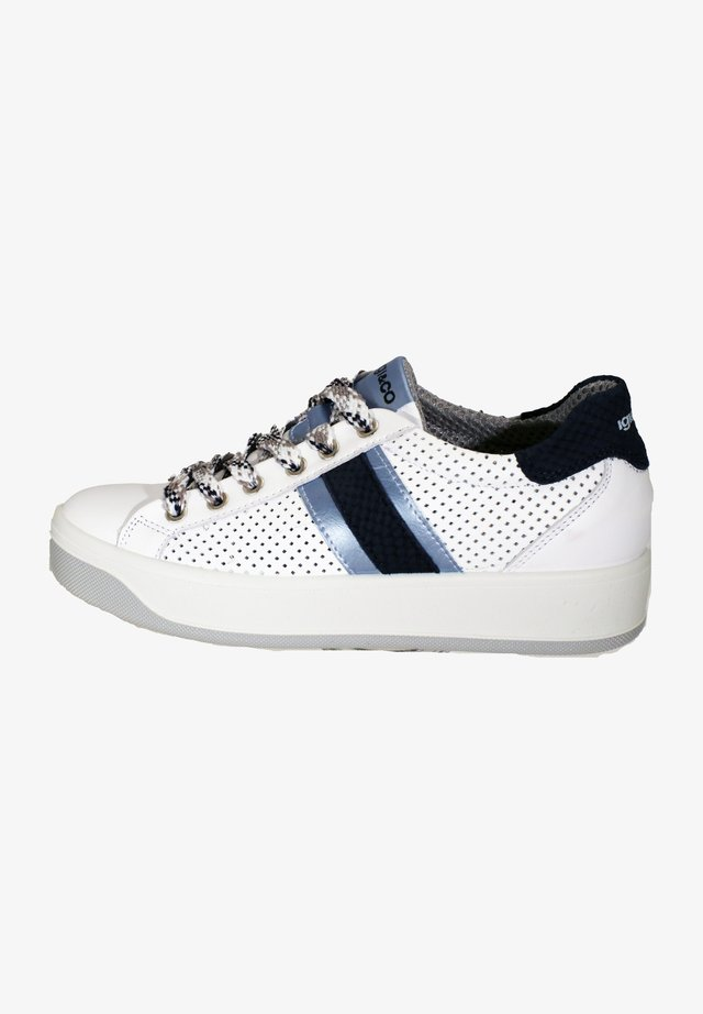 DVX - Sneakers laag - weiß