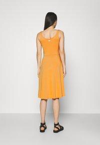 Ragwear - TRISHA - Jersey dress - yellow - 2