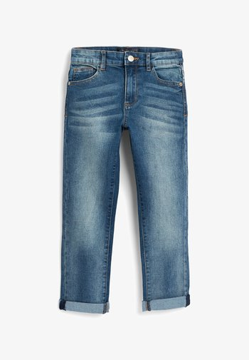 Jeans Tapered Fit - royal blue