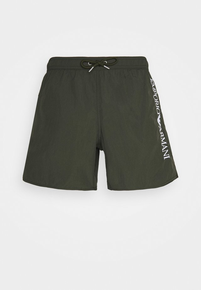 BOXER - Plavky - military green